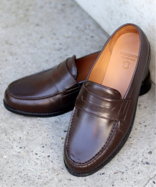 HERISSON / エリソン LEATHER LOAFER