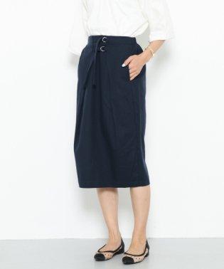 【SENSEOFPLACE】インタックコクーンスカート