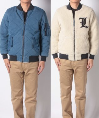 RVS SHERPA BOMBER REVERSIBLE RINSE