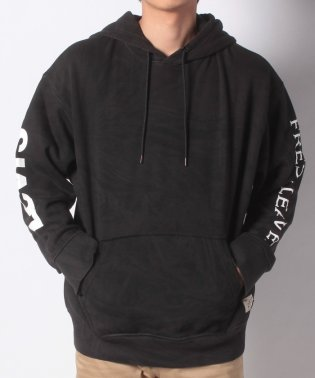 RELAXED GRAPHIC HOODIE JT OVERSIZED GRAP