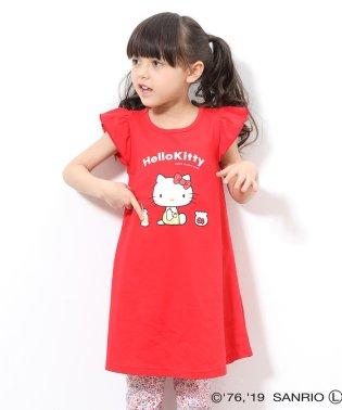 【Hello Kitty×ROPE' PICNIC KIDS】ワンピース