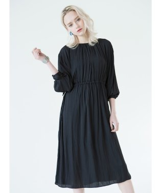 Moist Touch Gather Dress