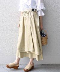 Khaju:ギャザーラップスカート