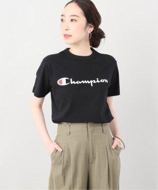 Champion ロゴTシャツ