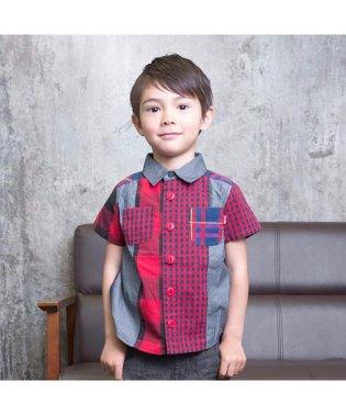 リメイク風シャツ