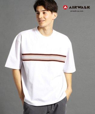 【WEB別注】AIRWALKコラボラインTシャツ