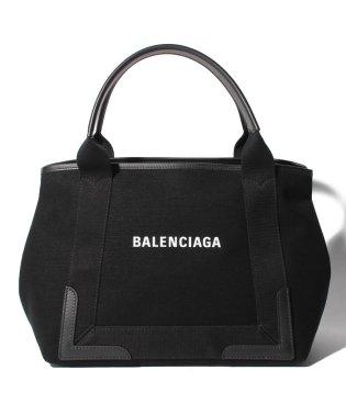 【BALENCIAGA】トートバッグ/NAVY CABAS S【NERO】