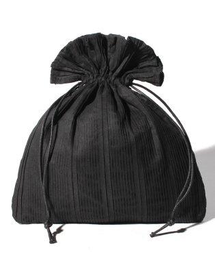【WAREHOUSE】プリーツ巾着BAG