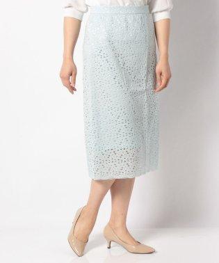 【WAREHOUSE】レースタイトスカート