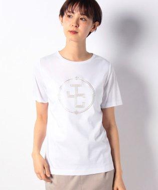 【洗える】エンブロイダリーTシャツ