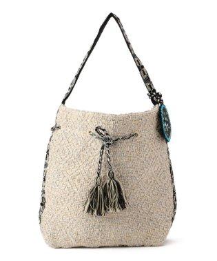 BINDU:ジャカードワンハンドルバッグ