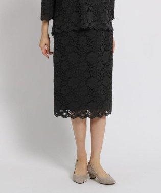 [L]ヴァネッサレースタイトスカート