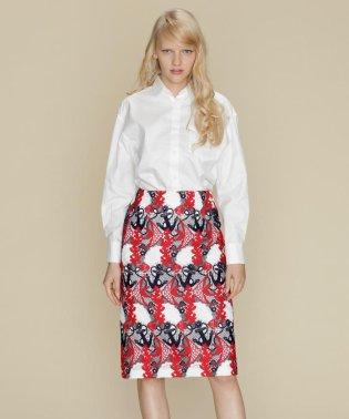 マリンモチーフスカート