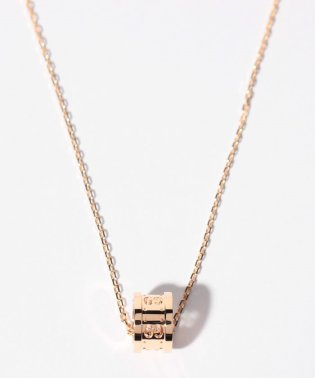 【GUCCI】Icon twirl necklace in 18kt