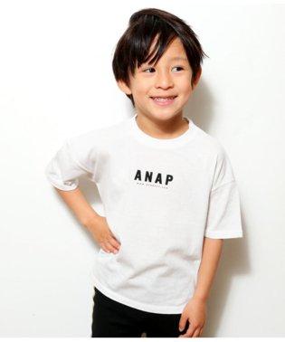 BACKプリントTシャツ