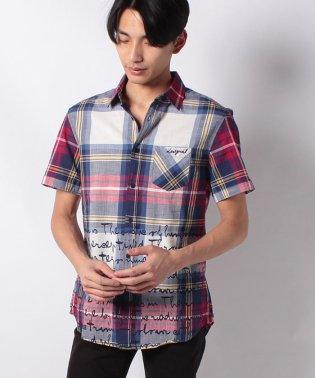 シャツショート袖