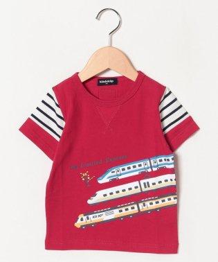 特急電車Tシャツ