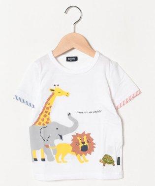 5アニマルTシャツ
