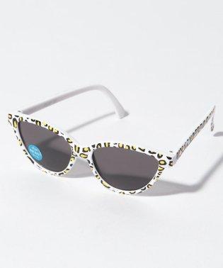 【ベビー向け】レオパード柄UVファッションサングラス
