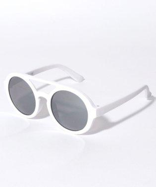 【ベビー向け】ツーブリッジUVファッションサングラス