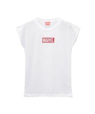 LOVE-T MARVEL 刺繍Tシャツ 326112016