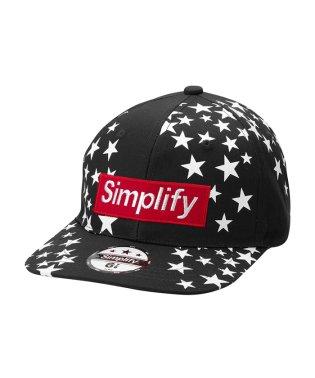 Simplify ボーイズ ベースボールキャップ WZ199-KZ047