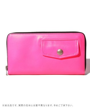 neon color riders purse