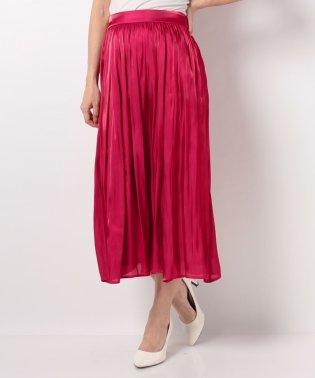 【STYLE4】割線プリーツスカート