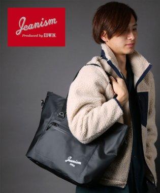 【別注】【JEANISM EDWIN】シームレストートバッグ
