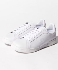 【FRED PERRY】FRED PERRY B7222 LEATHER B7222 WHITE