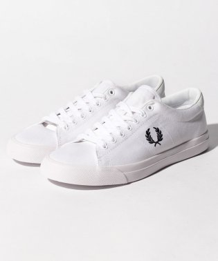 【FRED PERRY】FRED PERRY UNDERSPIN TWILL B4155 WHITE