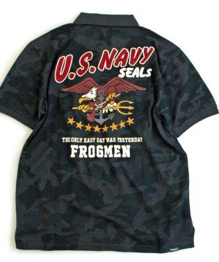 【Lightning 5月号】ネイビー シールズ ポロシャツ/NAVY SEALs POLO SHIRT