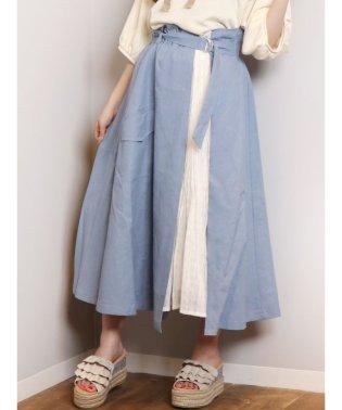 チノラップスカート