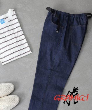 【Begin掲載】GRAMICCI / グラミチ 417別注  8OZ STRETCH DENIM PANTS