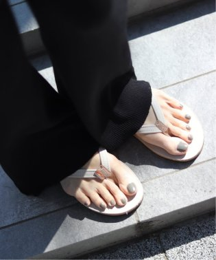 ≪予約≫RAINBOW SANDALS 1/2 NARROW STRAP◆