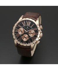 サルバトーレマーラ メンズ時計 クオーツ SM15103PGBK