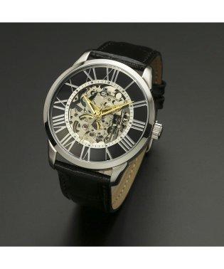 サルバトーレマーラ メンズ時計 手巻き SM16101SSBK