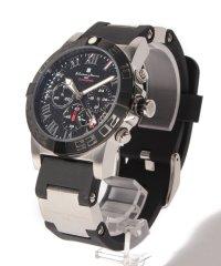 サルバトーレマーラ 時計 SM18118-SSBK