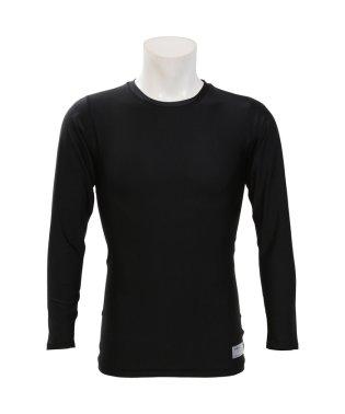 エスエーギア/メンズ/ストレッチ長袖丸首アンダーシャツ