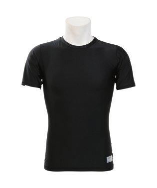 エスエーギア/メンズ/ストレッチ半袖丸首アンダーシャツ