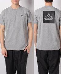 タラスブルバ/メンズ/スクエアロゴ Tシャツ
