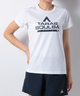 タラスブルバ/レディス/ビッグロゴTシャツ
