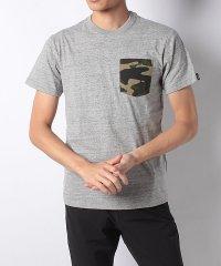 タラスブルバ/メンズ/カモフラポケットTシャツ