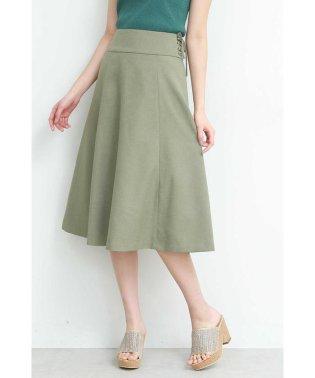 ◆サイドレースアップスカート