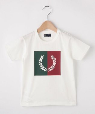 FRED PERRY プリントTシャツ