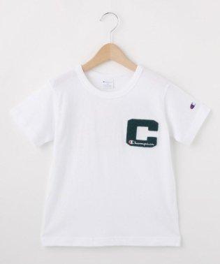 【120cm~140cm】Champion ロゴTシャツ