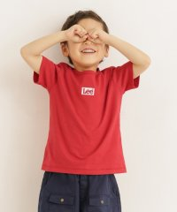 LEE KIDS Lee BOX smallロゴTシャツ(KIDS)
