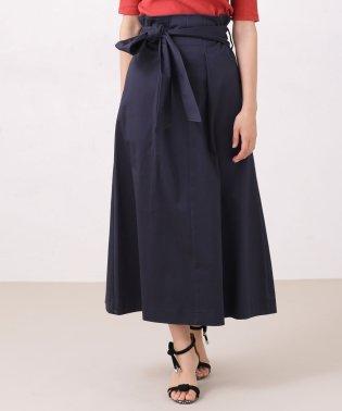 【WEB限定】ストレートラインスカート