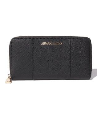 ARMANI JEANS 928588 CD857 00020 ラウンドファスナー長財布