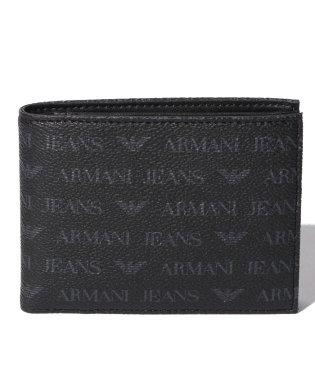 ARMANI JEANS 938538 CD996 00020 二つ折り財布